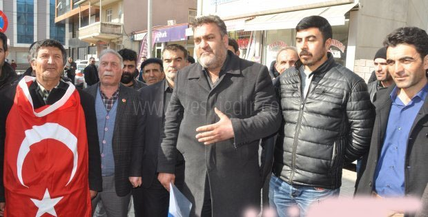 Afrin'e Gönüllü Olarak Gitmek İsteyen 50 Kişi, Askerlik Şubesine Dilekçe Verdi