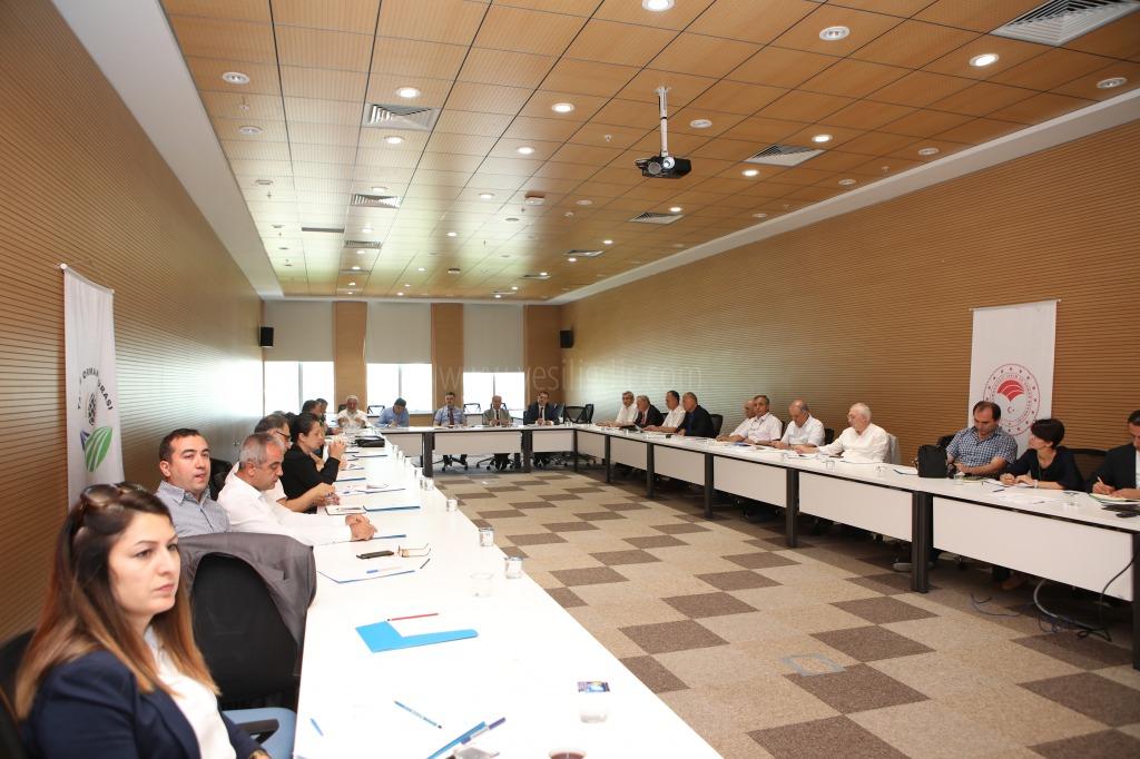 Rektör Alma 3. Tarım Ve Orman Şurası Değerlendirme Toplantısına Katıldı