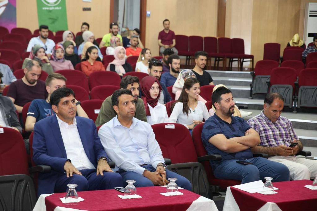 Iğdır Üniversitesi Öğrencilerine  KOSGEB Girişimcilik Sertifikası Verildi