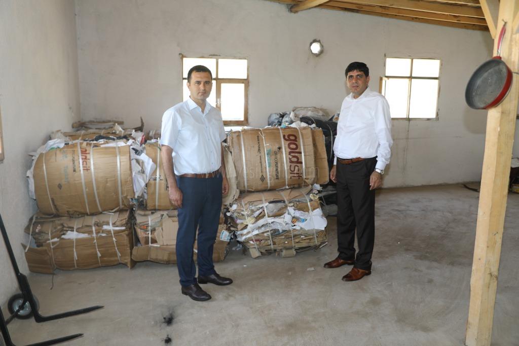 Iğdır Üniversitesi'nde 1,5 Ton Atık Kağıt Geri Dönüşümü Sağlandı