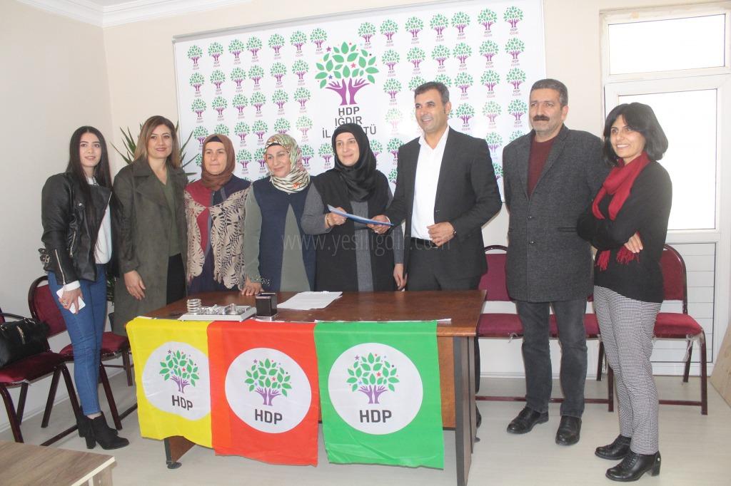 Yaşar Akkuş HDP'den Iğdır Belediye Başkan A. Adayı Oldu