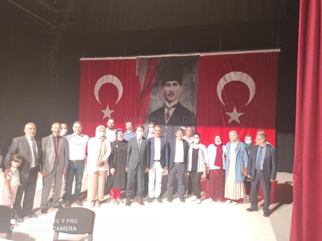Deva Partisi Merkez İlçe  kongresini gerçekleştirdi