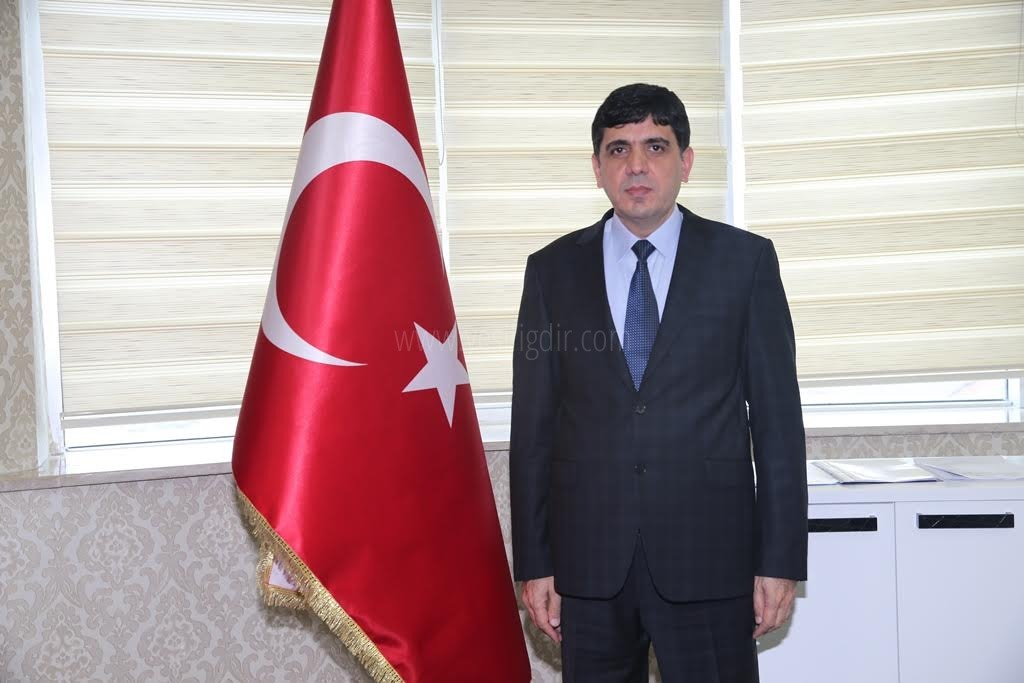 Rektör Prof. Dr. Mehmet Hakkı Alma'nın 30 Ağustos Zafer BayramıMesajı