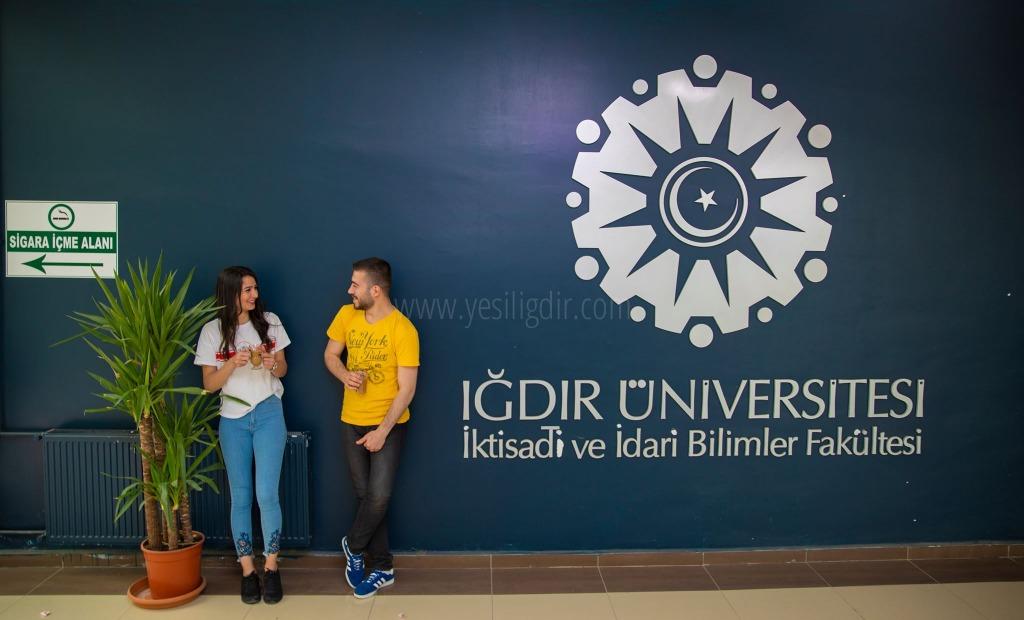 Iğdır Üniversitesi Ulaştırma ve Lojistik Bölümü YÖK Onayıyla Açıldı
