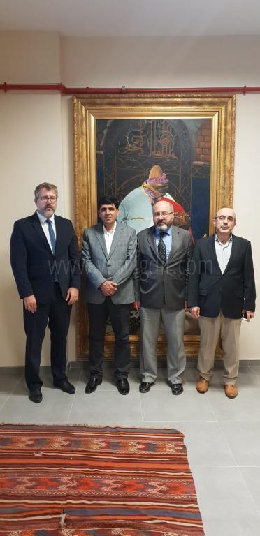İstanbul Rumeli Üniversitesi İle Iğdır Üniversitesi İşbirliği, Rutin İşbirliklerinin Bir Adım Önüne Geçecek.