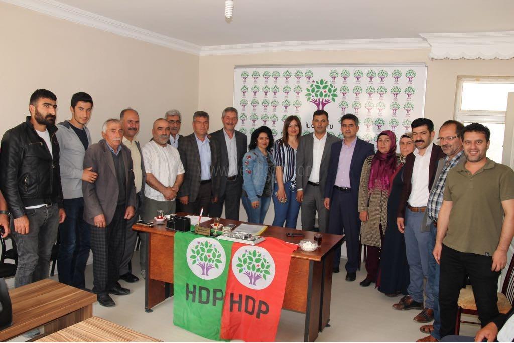 Yaşar Akkuş HDP'den Aday Adayı Oldu