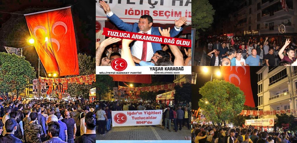 MHP'Den Adres Belli Oldu Sloganı