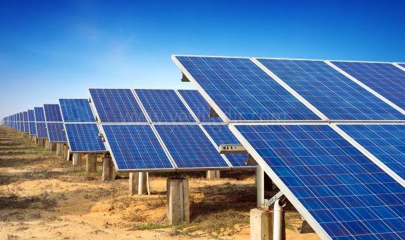 Güneş Enerjisi Santrali (GES)  Elektrik Üretimine Başladı
