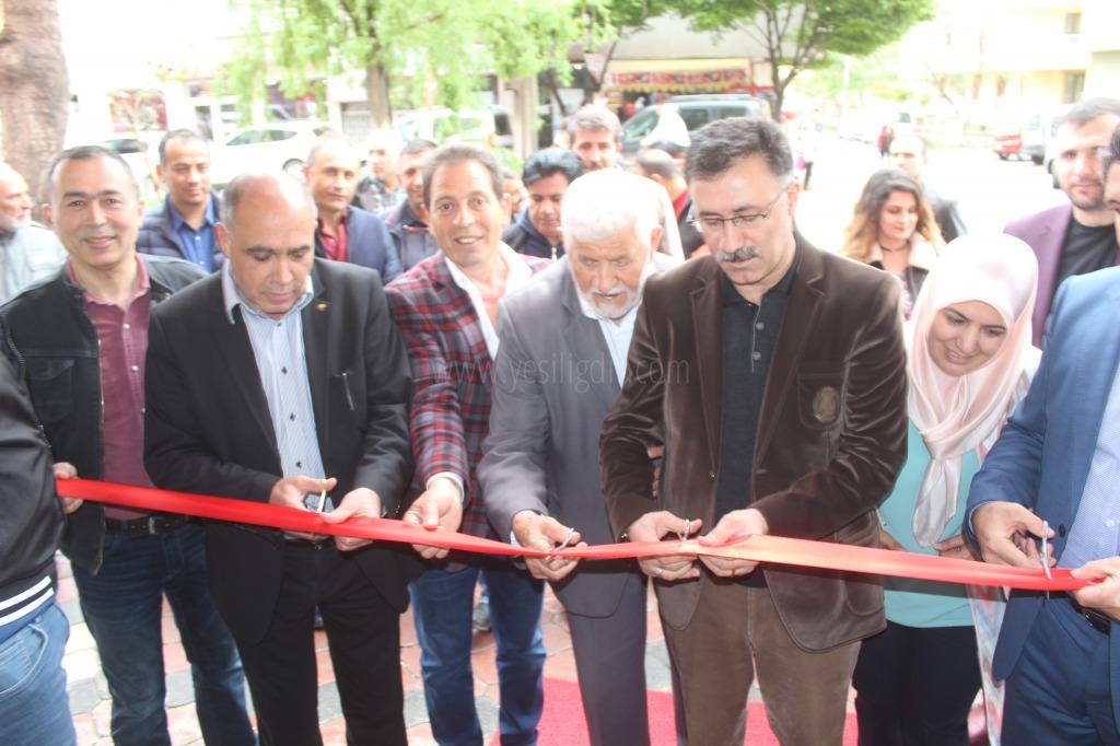 Fatoş Perde ve Çeyiz Mağazası Hizmete Açıldı