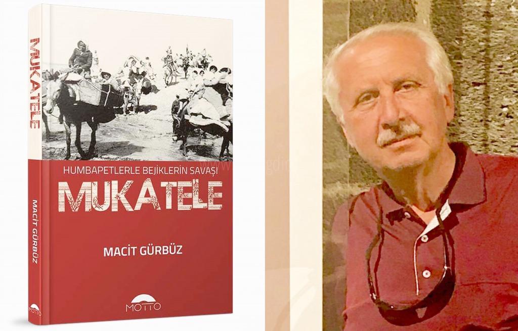 Gazeteci Gürbüz'ün Tarihe Işık tutacak kitabı çıktı
