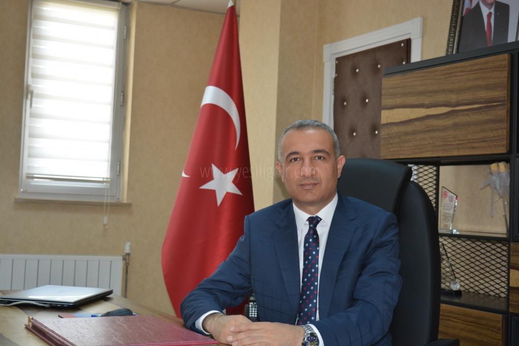 Iğdır İl Sağlık Müdürü Dr. Alpaslan EROL, Ramazan Bayramı dolayısıyla bir mesaj yayınladı.