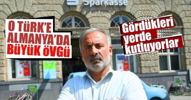 Almanya Iğdır'lı Türk'ü konuşuyor