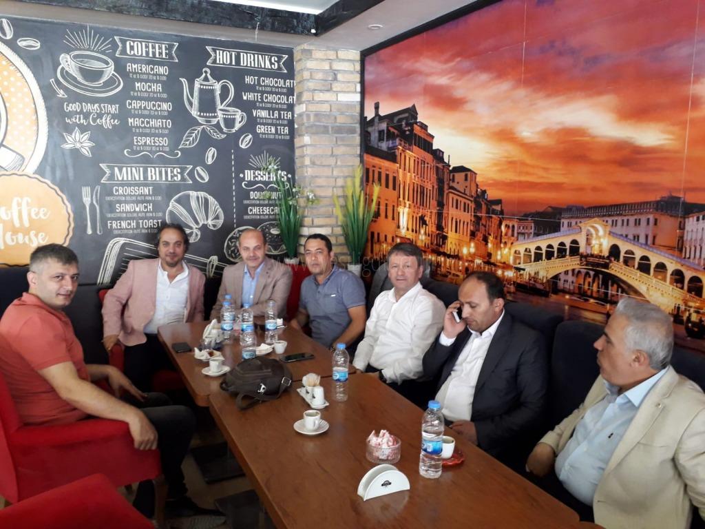 Prof. Dr. Yakup Kumtepe MHP'ye Destek İçin Iğdır'da