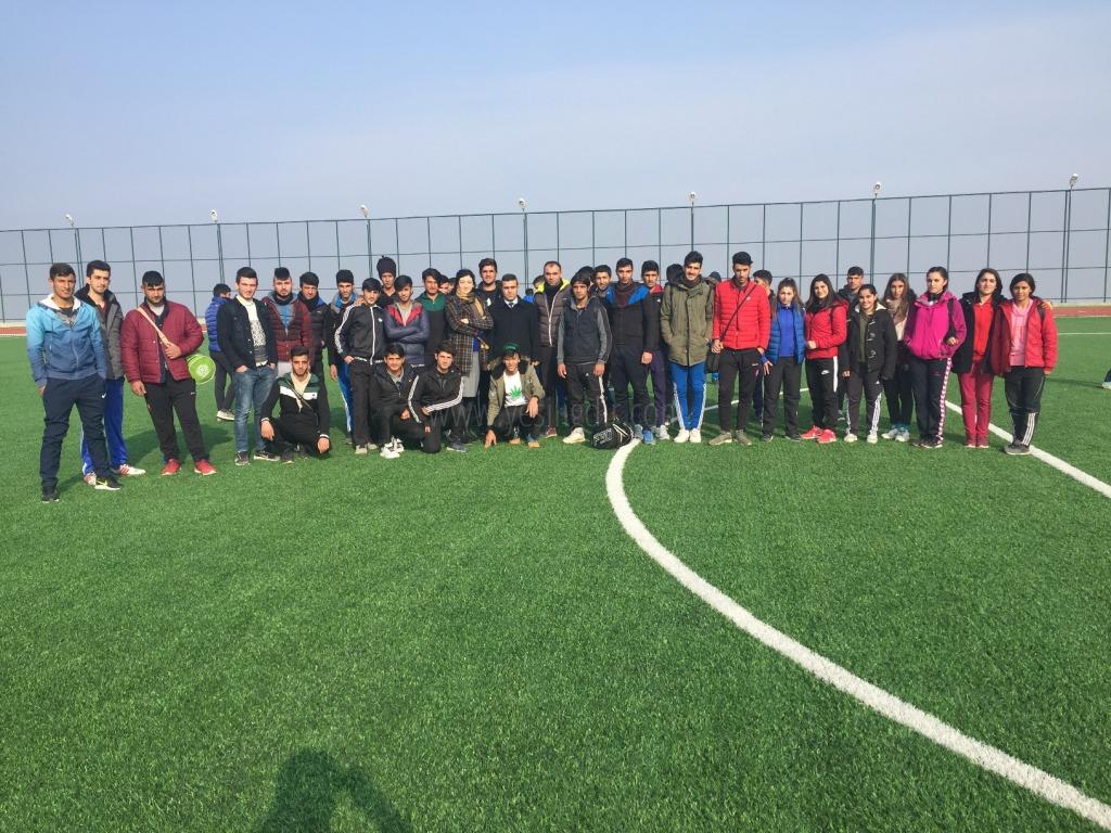Iğdır Üniversitesinde Spor Öğrencilerinin Gelecek Kaygısı ve İstihdam Alanları  Konulu Seminer Düzenlendi