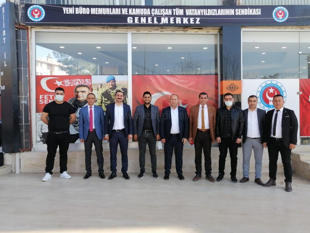 Gazi Orhan Severli yeniden başkan seçildi
