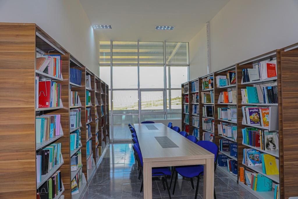 Prof. Dr. Fuat Sezgin Kütüphanesi 16 Ekimde Açılacak