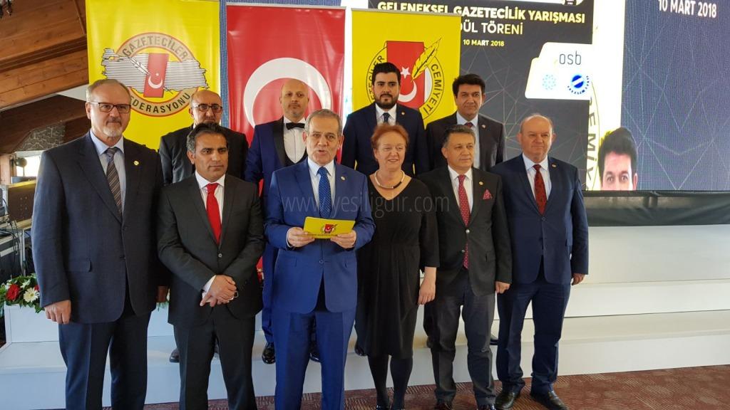 TGF Genel Merkez Yönetimi Kayseri'den Seslendi: