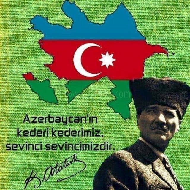 AZERBAYCAN TOPRAKLARINI İŞGALDEN KURTARIYOR