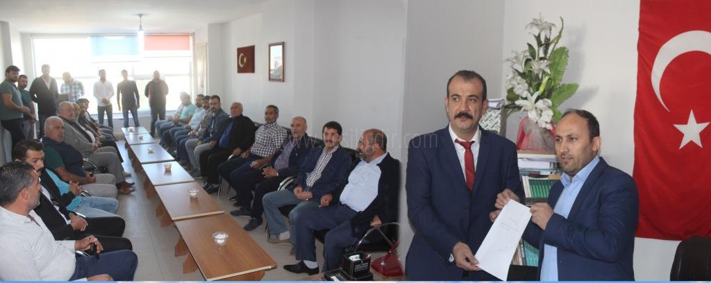Volkan Tuncer  il genel meclis üyeliğine aday olduğunu açıkladı