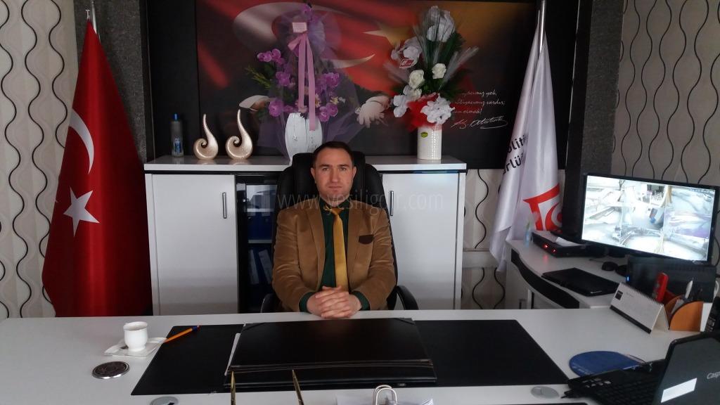 """AİLE VE SOSYAL POLİTİKALAR İL MÜDÜRÜ SEFER COŞAR'IN """"14 KASIM IĞDIR'IN KURTULUŞUNUN 97. YILDÖNÜMÜ"""" MESAJI"""