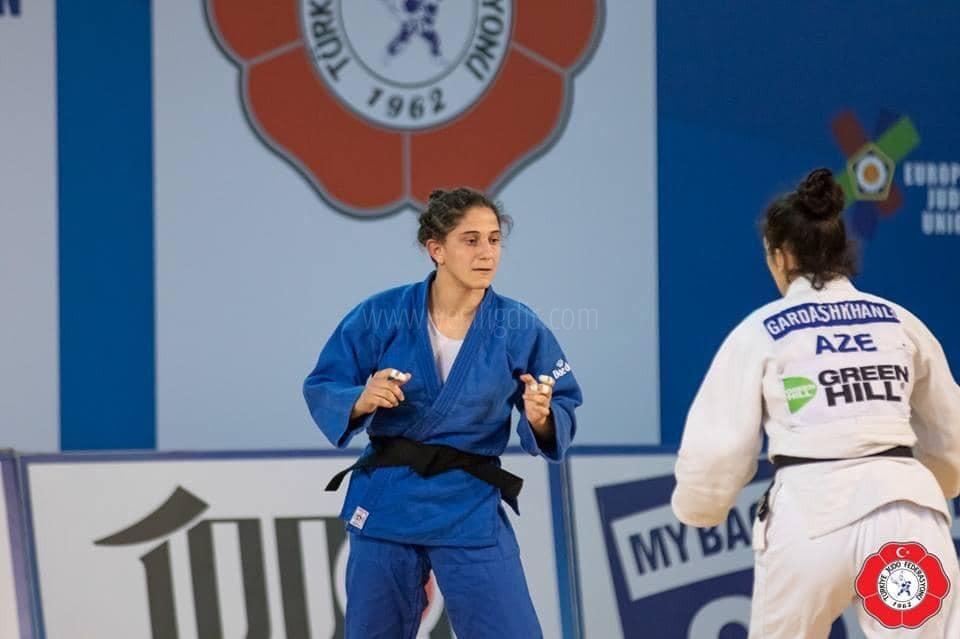 Milli Judokalarımız  Şampiyonluk İçin Yola Çıktı