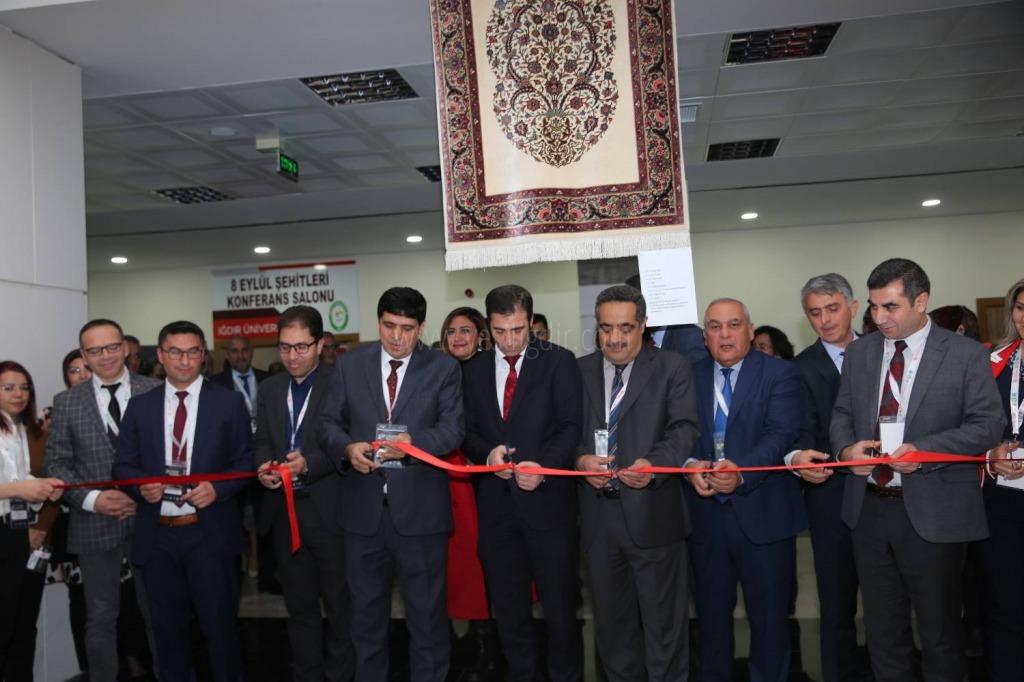 """""""I. Uluslararası Iğdır Geleneksel Türk Sanatları Çalıştayı"""" Başladı"""