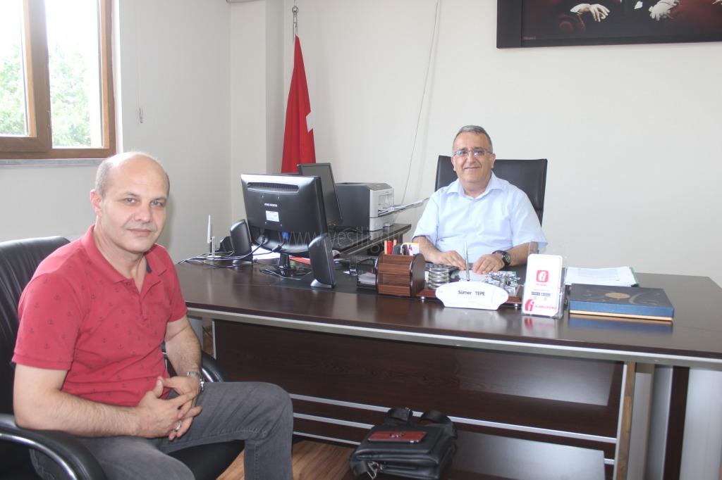 Iğdır Vergi Dairesi Müdürlüğüne Sümer Tepe Atandı