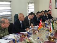 Maku'da Mutad Sınır Güvenliği Toplantısı Gerçekleştirildi