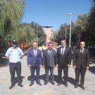 Erdal Bağane'ye Azerbaycan'dan Teşekkür