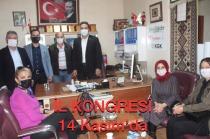 Ak Parti'den Basın Bayramı Ziyareti