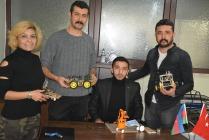 AZERBAYCANLI ÖĞRENCİ  ROBOTİK  ÇALIŞMALARINA DESTEK BEKLİYOR