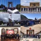 """Iğdırlı Öğrenciler, """"Yarın Çok Genç Olacak  Projesi"""" Kapsamında Gezi Programına Katıldı"""