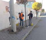 Sokaklarda Çevre temizliği