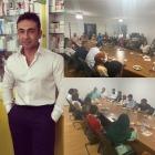 Eczacı Volkan Zülaloğlu Iğdır  Eczacılar Odası Başkanlığına seçildi.