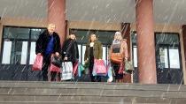 Türk Kadınlar Birliği Derneği  lğdır Şubesi Tarafından Yardım