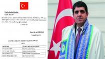 IĞDIR ÜNİVERSİTESİ REKTÖRLÜĞÜNE PROF. DR. MEHMET HAKKI ALMA ATANDI