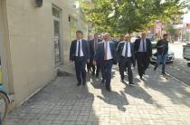 MHP`li Adaylar`dan Esnaf gezisi