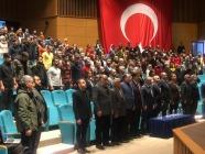 """Türkiye'nin Ardahan ilinde """"Bağımsız Azerbaycan Haydar ALİYEV!"""" konulu konferans düzenlendi."""