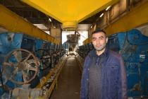 'Beyaz Altın' Fabrikası İşlemeye başladı