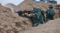 Azerbaycan Mevzilerine Saldıran En Az 5 Ermeni Askeri Öldü