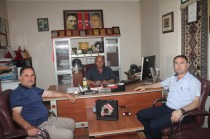 Aile Ve Sosyal Politikalar İl Müdürü Sefer Coşar'dan Gazetemize Ziyaret