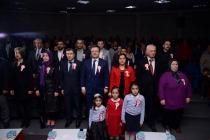 Hazar'da Çanakkale Zaferi