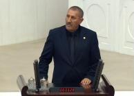 Ak Parti Milletvekili Nurettin Aras Meclis Genel Kurulunda Aşura Hakkında Konuştu
