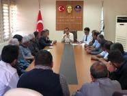 Kaymakam Güzel, Başkanlığında KHGB Mayıs Ayı Toplantısı Yapıldı
