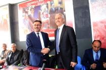 Cumhur İttifakı Adayı Tezel'e Ak Parti  İl Başkanı Tutulmaz'dan  Tam Destek