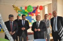 Iğdır'da İlk Defa Kurulan Z Kütüphanenin Açılışı Yapıldı