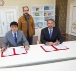 Iğdır Üniversitesi ve Iğdır İl Müftülüğü Arasında Lisansüstü İş Birliği Protokolü İmzalandı