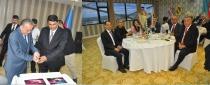 Azerbaycan'ın Kuruluşunun 98. Yıldönümü Kutlandı