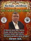 MEVLÜT KANDİLİ'NDE YAZILAN  FASL-I MUHABBET ŞİİR SEÇKİSİ