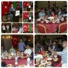 Türkiye Azerbaycan Sevdalıları İftarda Buluştu